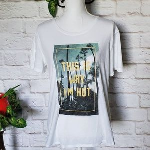 Victoria's Secret Palm Tree T-Shirt